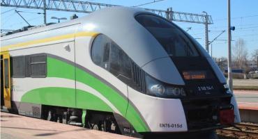 Na trasie Warszawa-Działdowo znów zmieni się rozkład jazdy pociągów