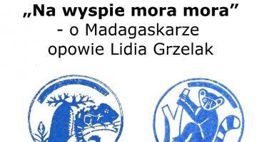 O Madagaskarze w ciechanowskiej MBP