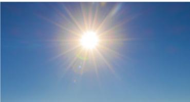 Rekordowo wysoka temperatura w Ciechanowie. Będzie jeszcze cieplej?