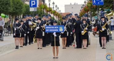 Orkiestry dęte ponownie zagrają w Ciechanowie