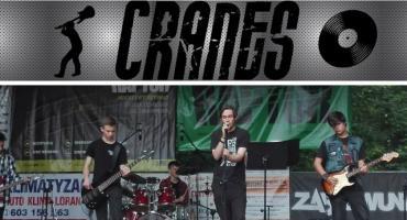 Koncert młodzieżowego zespołu Cranes z Ciechanowa