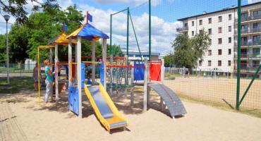 Park aktywnej rekreacji w centrum Ciechanowa już po rozbudowie