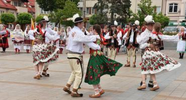 Międzynarodowe Spotkania Folklorystyczne ponownie zawitały do Ciechanowa [wideo/zdjęcia]