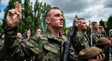 Kolejni Terytorialsi z powiatu ciechanowskiego złożyli przysięgę [zdjęcia]