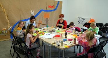 Trwają wakacje z Powiatową Biblioteką Publiczną w Ciechanowie