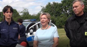 Bezpieczne wakacje w powiecie ciechanowskim [wideo]