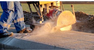 Profesjonalne cięcie betonu techniką diamentową