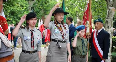 Obchody 75. rocznicy Powstania Warszawskiego w Ciechanowie [zdjęcia]