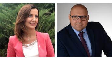 Anna Smolińska i Łukasz Lewandowski startują w wyborach do Sejmu RP
