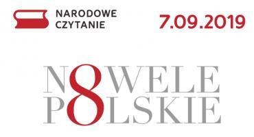 Nowele polskie - Narodowe Czytanie w PCKiSz