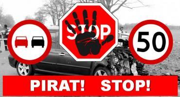 Piraci drogowi stracili prawa jazdy
