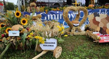 Dożynki 2019 w gminie Opinogóra Górna [program imprezy]