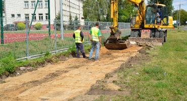 GDDKiA wybuduje przy ul. Tatarskiej ciąg pieszo-rowerowy