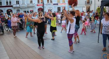 Po raz drugi tańczyli na Warszawskiej [zdjęcia]