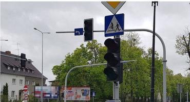 Wasze Info: Kolejna awaria świateł na tym samym skrzyżowaniu