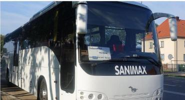 Autobusy Sanimax w powiecie ciechanowskim - nowe rozkłady jazdy