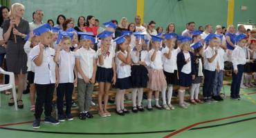 Uroczyste rozpoczęcie roku szkolnego 2019/2020 w SP 4 [zdjęcia]