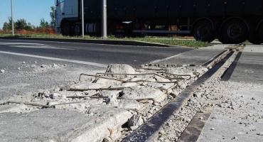 Niebezpieczne miejsce w końcu zniknie z pętli miejskiej