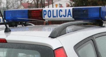 Zderzenie aut w Ciechanowie. Jeden z kierowców był pijany
