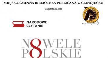 Narodowe Czytanie w gminie Glinojeck