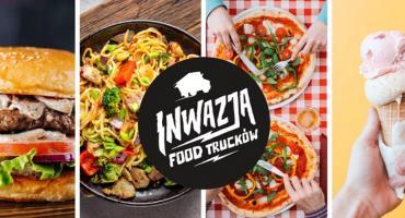 Inwazja Food Trucków w Ciechanowie już w ten weekend!