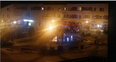 Pożar w mieszkaniu na ul. Warszawskiej