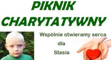 W Gołyminie odbędzie się piknik charytatywny dla Stasia