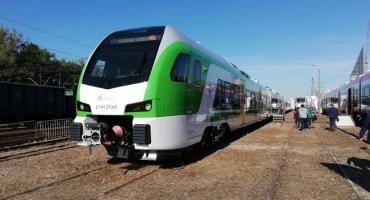 Ciechanowianie wkrótce będą podróżować nowymi pociągami Kolei Mazowieckich [zdjęcia]