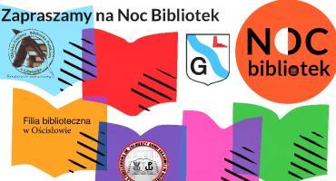 Noc Bibliotek w gminie Glinojeck