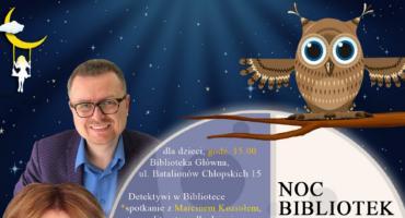 Miejska Biblioteka w Ciechanowie też zaprasza na specjalne wydarzenie
