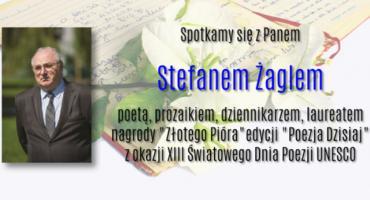 Strofy regionalne ze Stefanem Żaglem w Ciechanowie