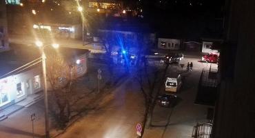 Wypadek w Ciechanowie. Kierowca BMW potrącił na pasach pieszego
