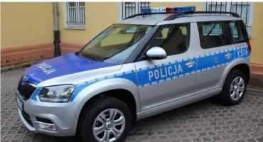 Pościg ulicami Ciechanowa. 21-latek był poszukiwany i posiadał narkotyki