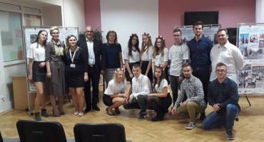 Młodzież ZS nr 2 w Ciechanowie otwarta na dialog międzykulturowy [zdjęcia]
