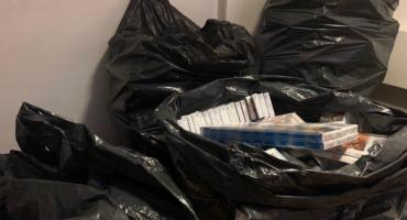 Policjanci z Ciechanowa przejęli nielegalny towar. Dwie osoby zatrzymane