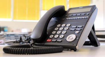 Uwaga! Nowe numery telefonów w Starostwie
