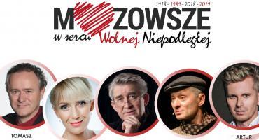 """""""Mazowsze w sercu Wolnej Niepodległej"""" - koncert w Ciechanowie"""