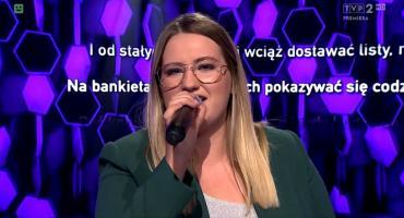 Ciechanowianka wystąpiła w Szansie na sukces [wideo]