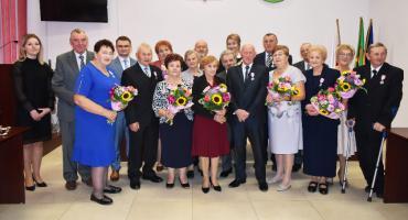 W gminie Sońsk świętowali Złote Gody [zdjęcia]