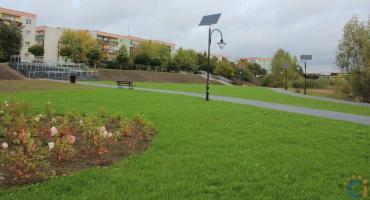 Ratusz zapewnia: W nowym parku pojawią się kamery