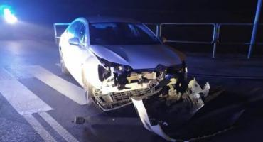 Policyjne ustalenia ws. zderzenia aut pod Ciechanowem