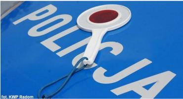 Wzmożone kontrole na ciechanowskich drogach. Celem bezpieczeństwo osób najbardziej zagrożonych wypadkami