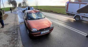 Tragiczny wypadek rowerzystki. Wjechała wprost pod koła Opla [zdjęcia]