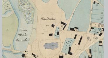 Plan Ciechanowa z 1851 roku wobec współczesnego centrum miasta - spotkanie w PBP