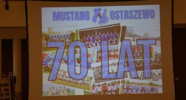 70-lecie Mustanga Ostaszewo. PZPN wyróżnił klub [FOTO]