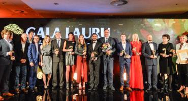 Gala Lauru Królowej Sportu - znamy zwycięzców [FOTO]
