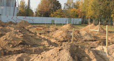 Pod Toruniem powstaje zaplecze sportowe za ponad milion złotych