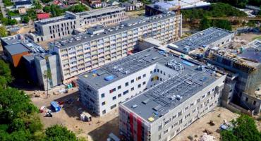 Nowy szpital na Bielanach z oryginalnym systemem energetycznym