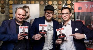 Torunianin napisał książkę o znanym polskim sportowcu [FOTO]