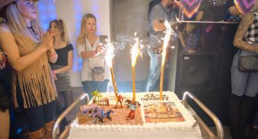 Tak swoje dwunaste urodziny świętował największy klub fitness w Toruniu [FOTO]